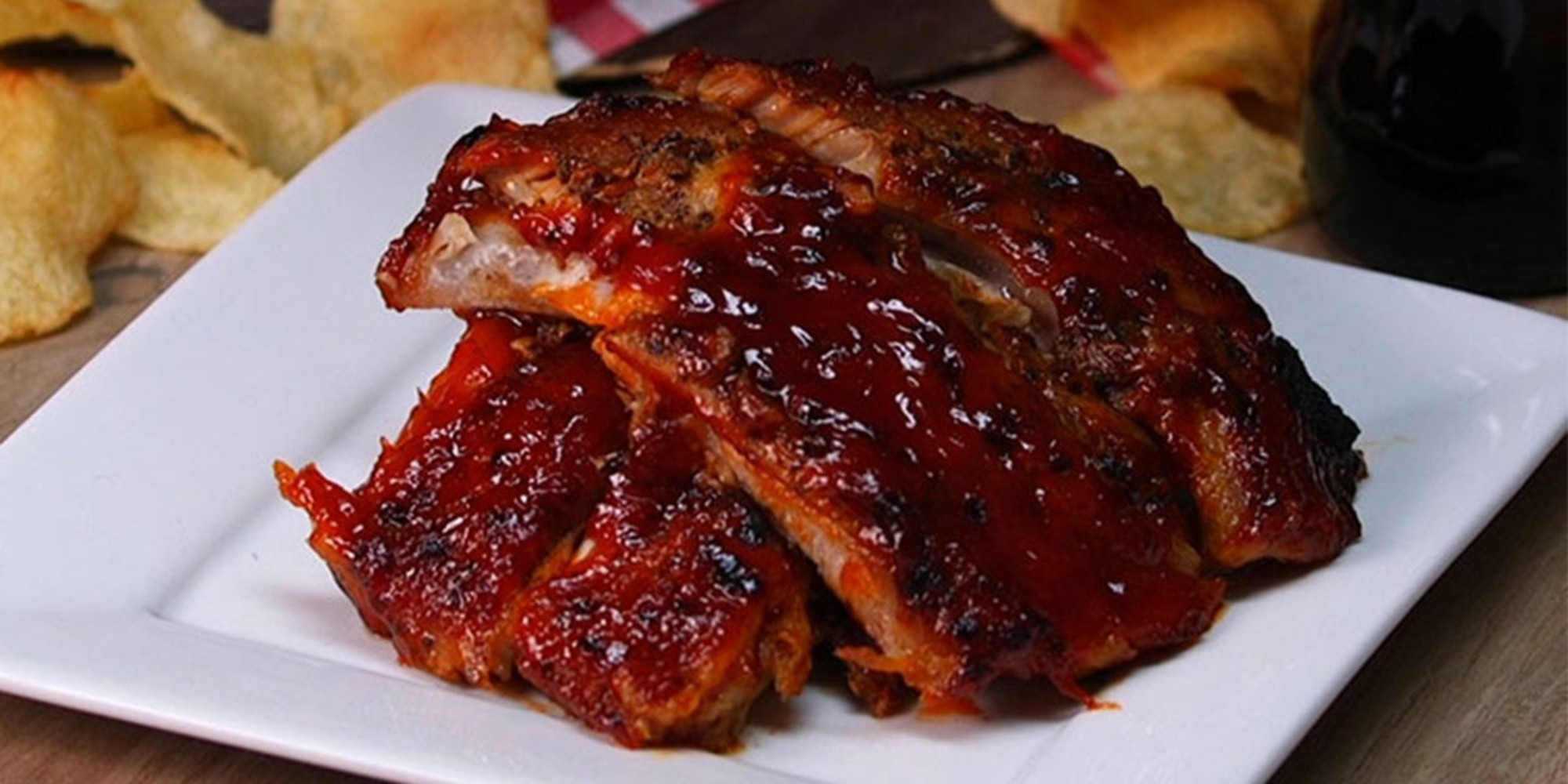 Want The Best Ribs You've Ever Had? Just Add This One Thing To Your Crock-Pot