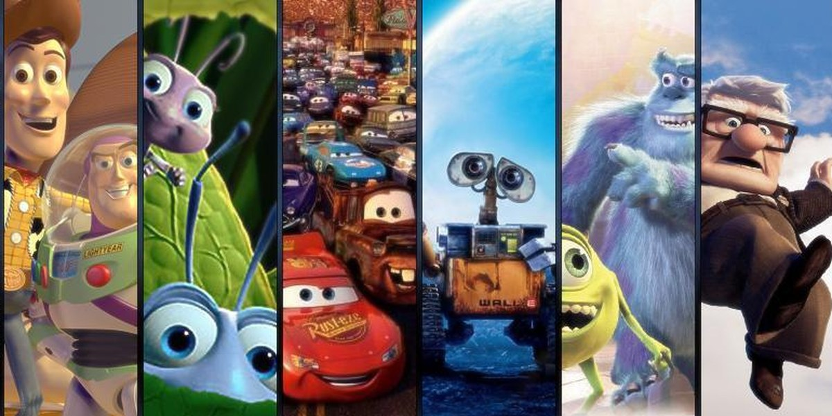 Disney Confirms Pixar Movies Are All Connected And Fans Are Losing - Pixar movies connected