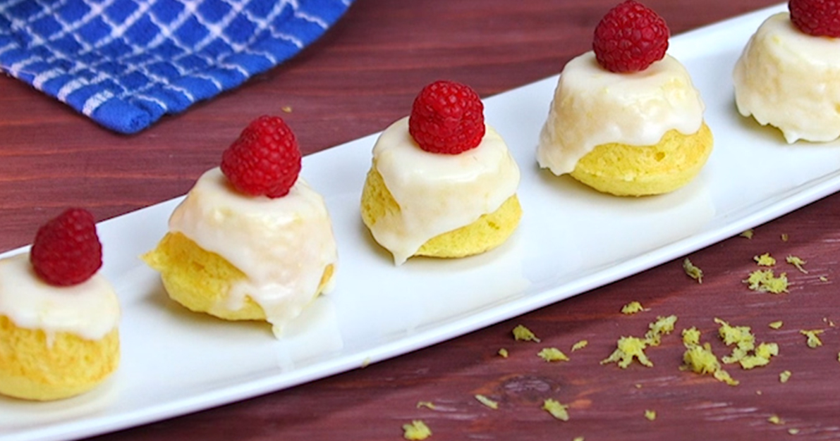 Lemon Drop Cakes Shared Food