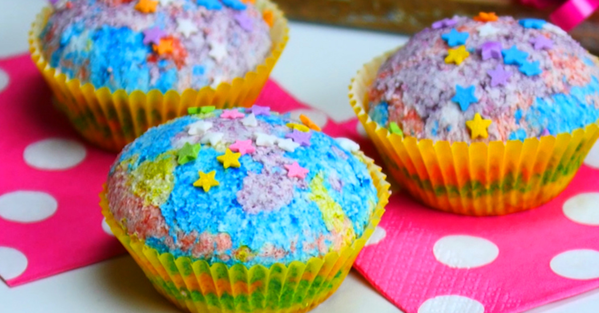 Cupcake Bath Bombs Will End Your Day With A Whimsical Spa
