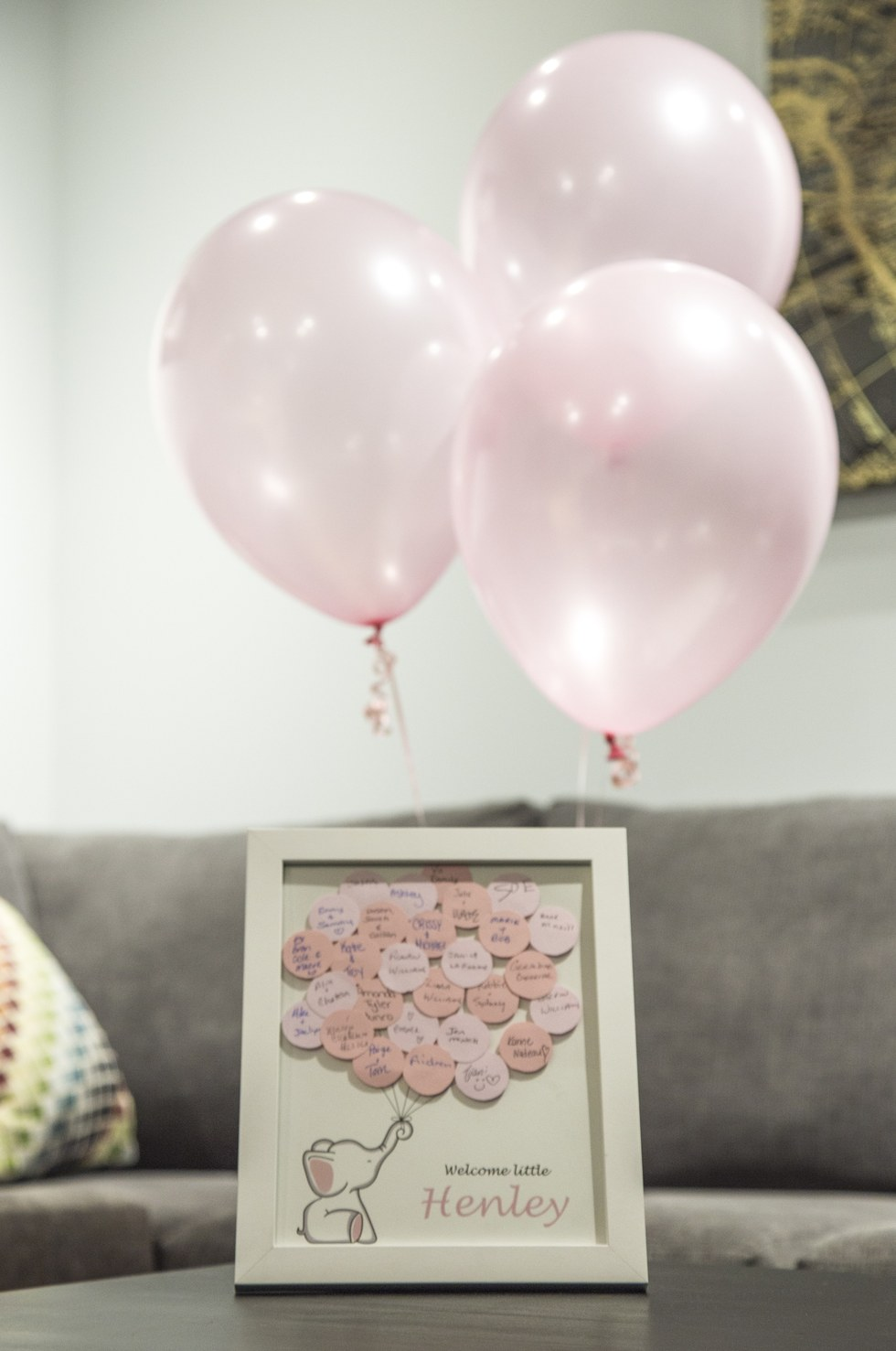 make them an adorable guest book they will never forget
