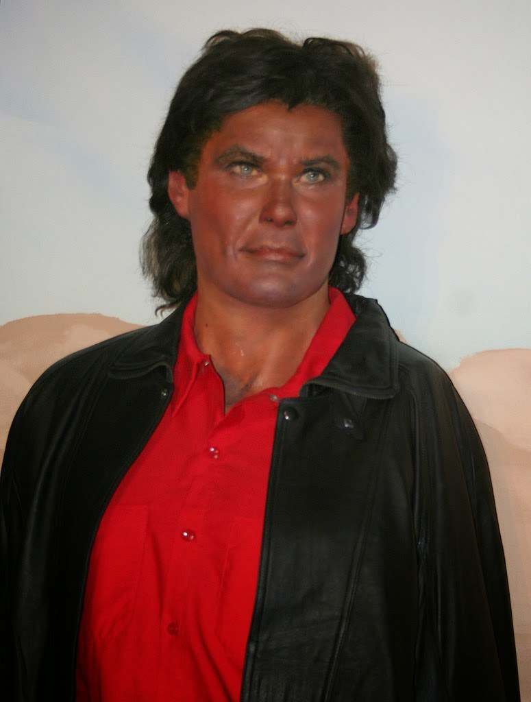 Making celebrity wax figures   Troy Polamalu Head ...