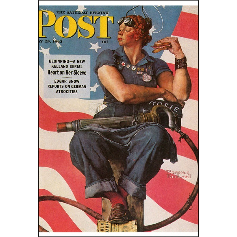 rosie the riveter essay