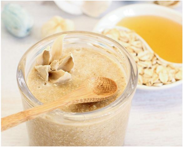 Oat and Honey Mask