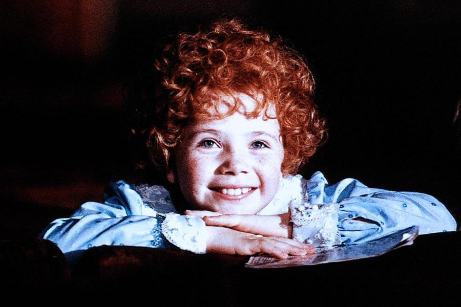 Remember The Original Orphan Annie This Is What She S Up
