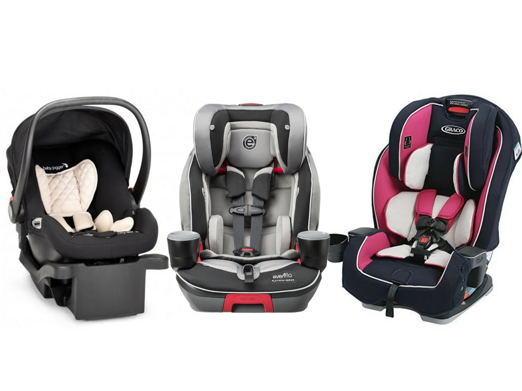 Popular Brand Manufacturers Issue Major Car Seat Recall