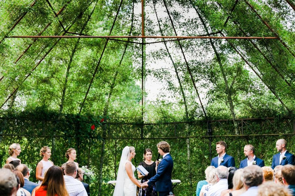 A Wedding at Tree Church