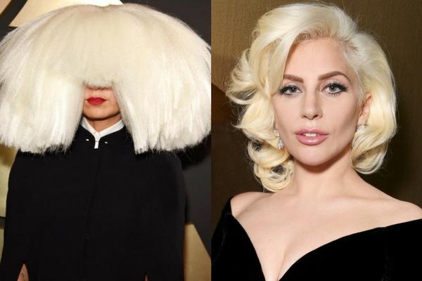 Sia vs Gaga