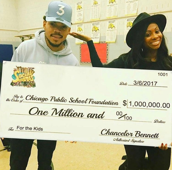 Chance and Cheque