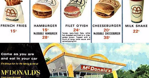 then vs now how much have prices changed