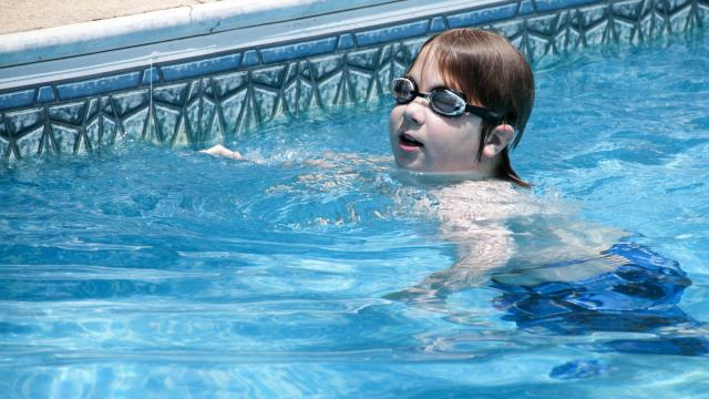 Experts Explain What Happens To Your Body When You Drink Pool Water