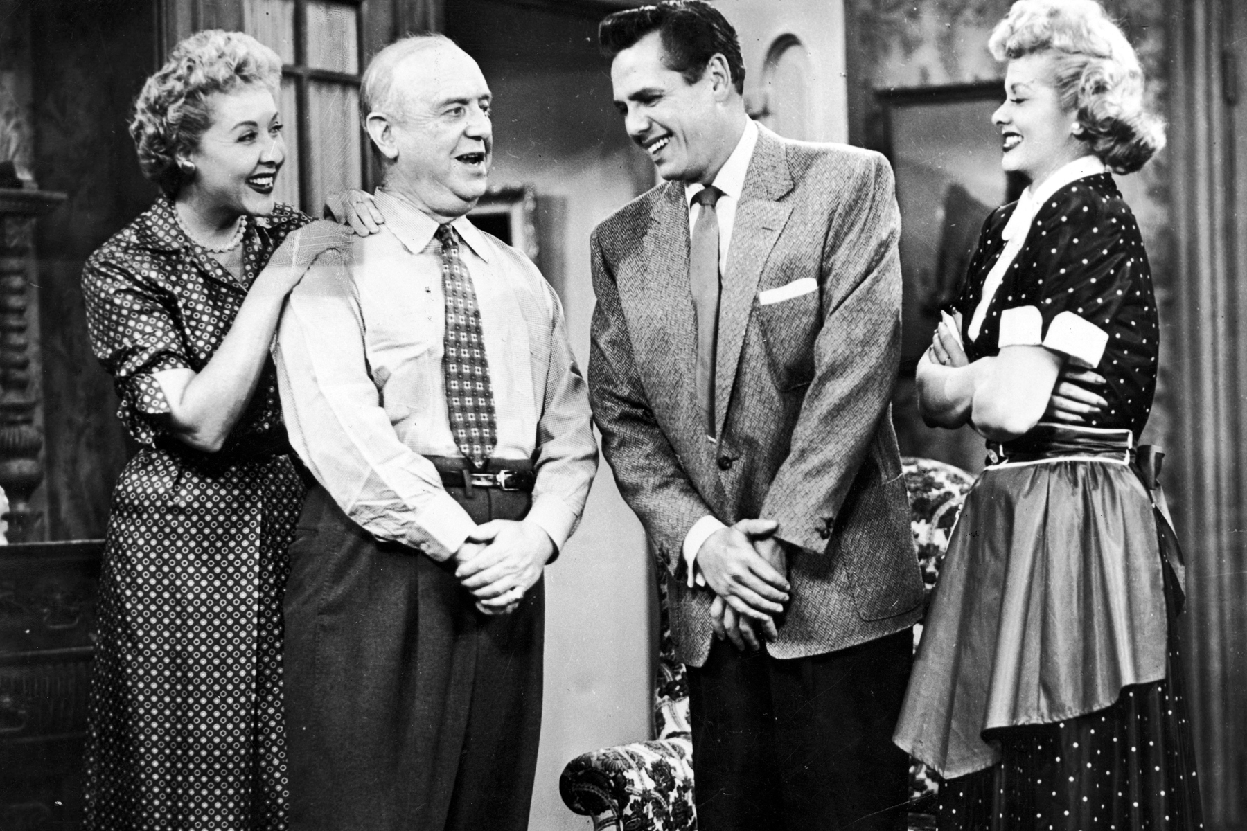 That One Person You See Everywhere But Don T Know Their: 9 Things About I Love Lucy Most People Don't Know
