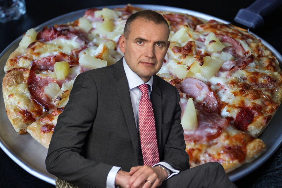 Iceland Pres and Pizza