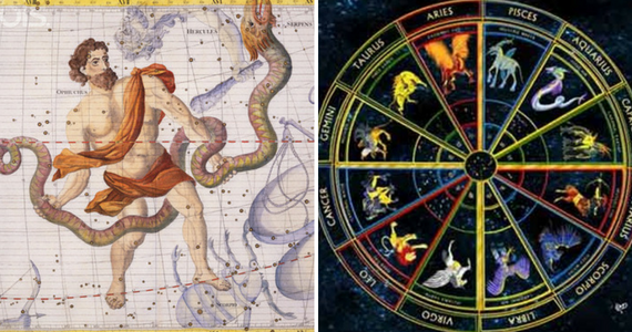 NASA Discovered A New Zodiac Sign and Yours Probably Changed