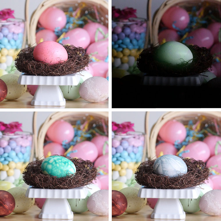 Fun And Creative Ways To Dye Easter Eggs This Holiday