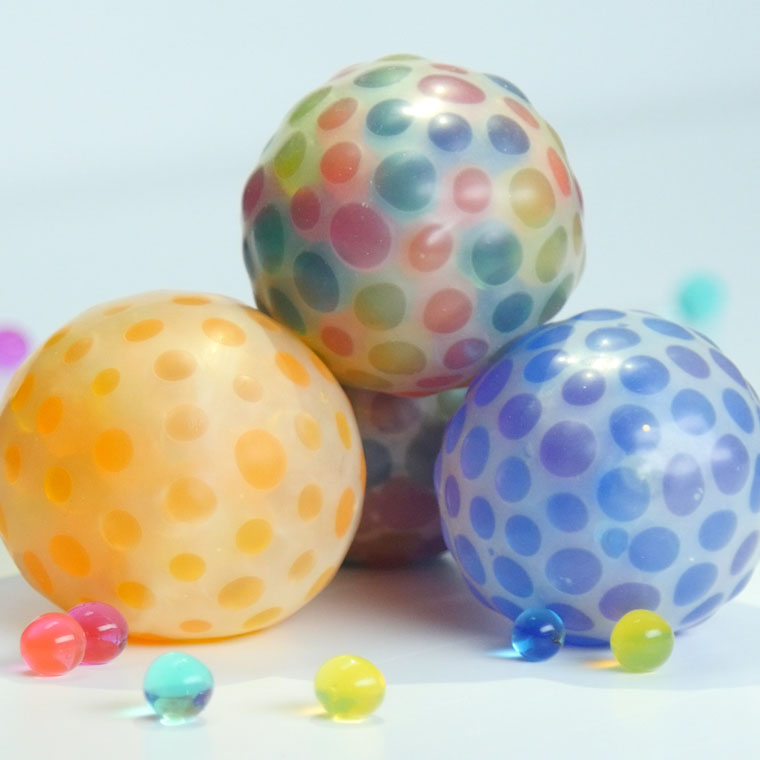 keep your stress under control with these diy stress balls. Black Bedroom Furniture Sets. Home Design Ideas