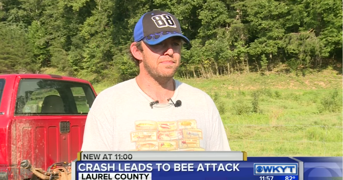 Kentucky Farmer Car Crash