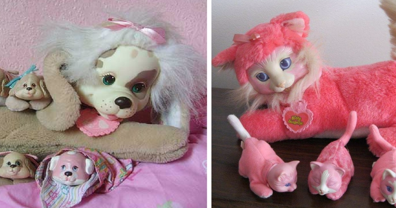 These Were One Of The Hottest Stuffed Animal Toys On The