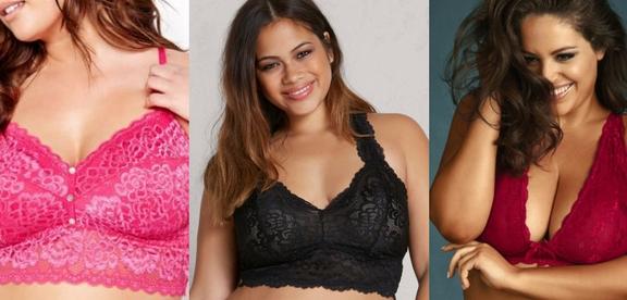 c9f6588d50e179 5 Trendy Plus Size Bralettes For Busty Women