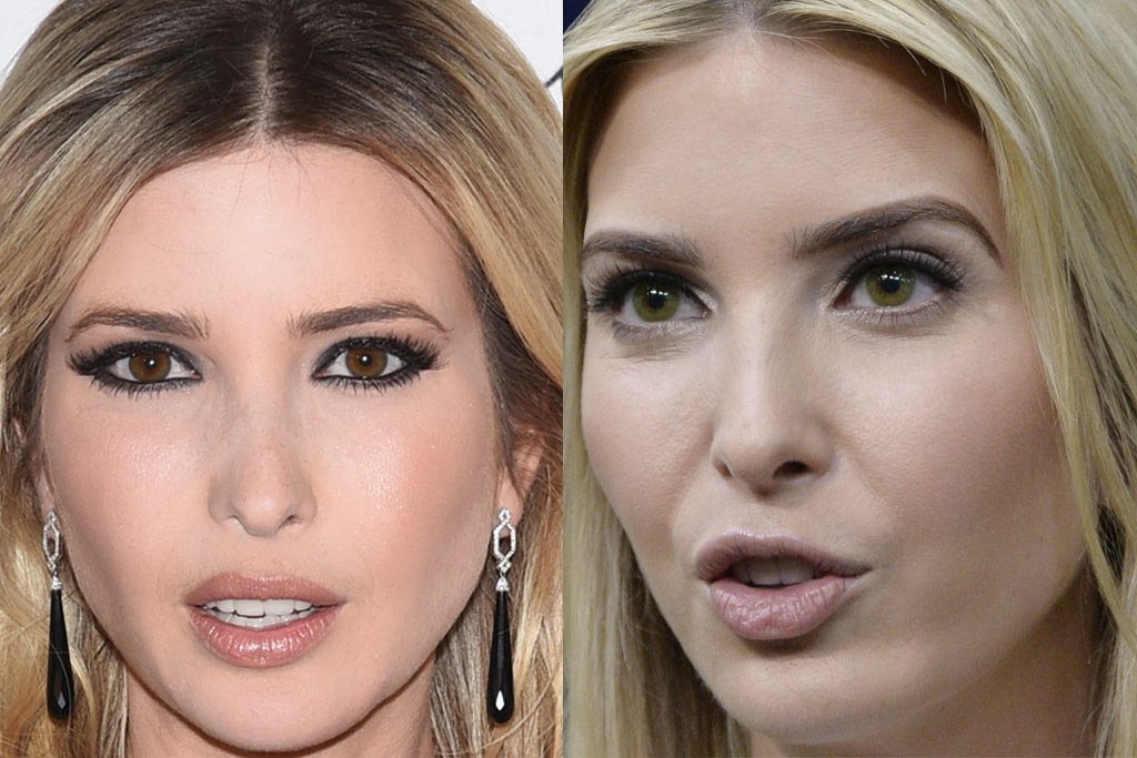 Celebrity black face crazy eyes contacts