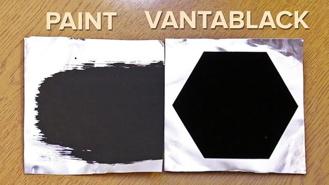 Vantablack Paint