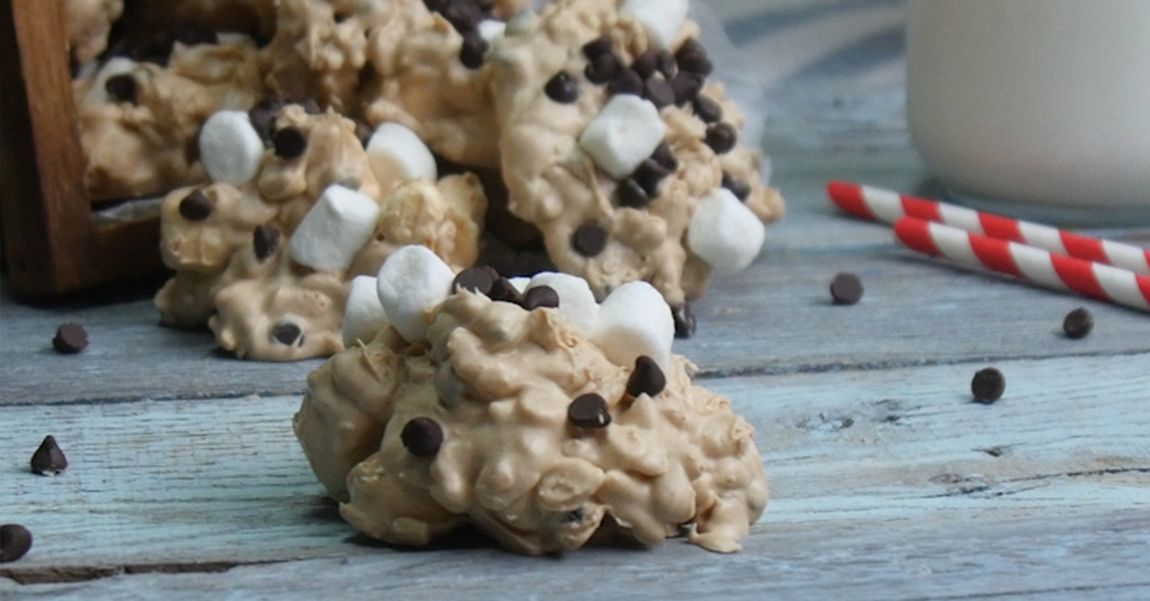 Make These Delicious Rocky Mountain Chocolate Factory Copycat No Bake Avalanche Cookies at Home for a Real Sweet Treat!