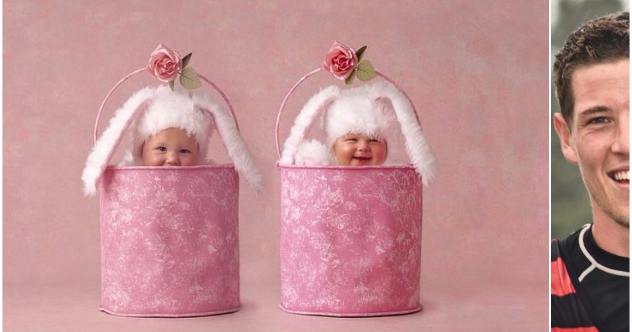 Поздравления на месяц двойняшек