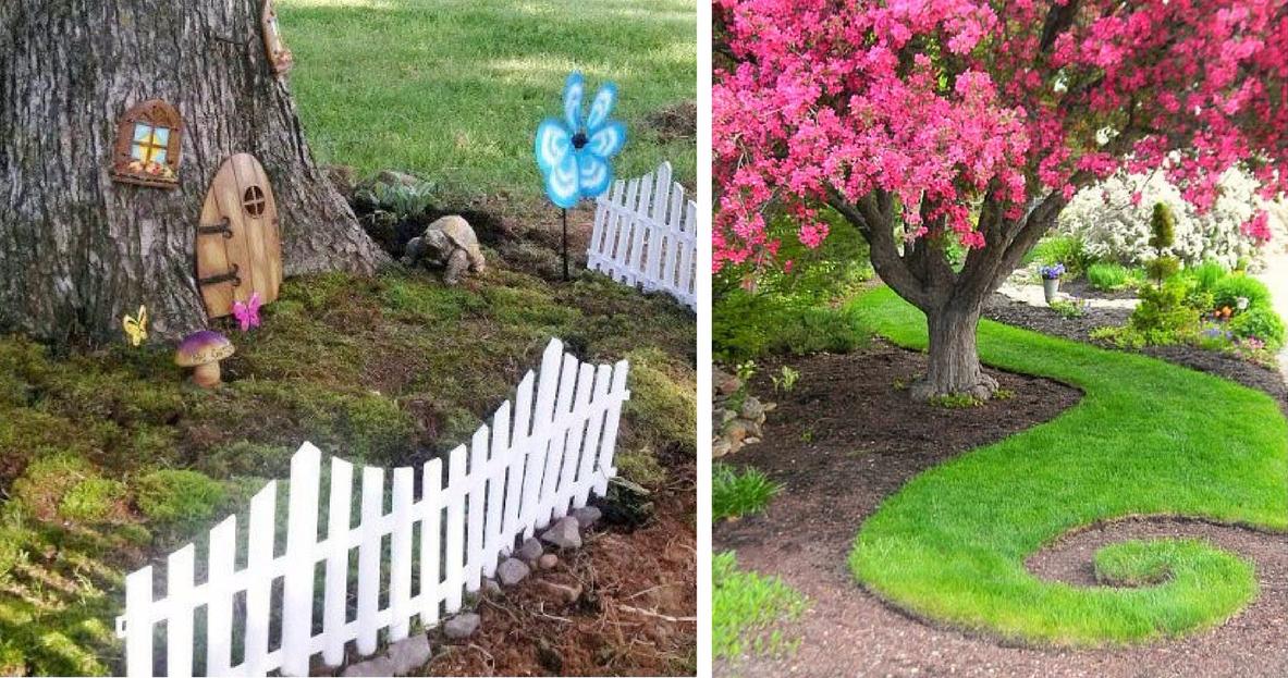9 Inspiring Ideas To Create Your Own Secret Garden