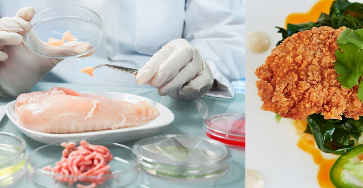 Lab Grown Chicken Is Now A Thing And Youre Probably Not Going To