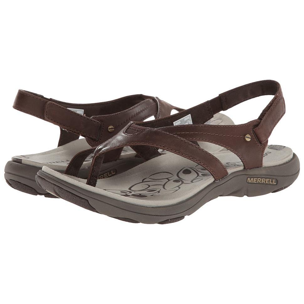 Popular MERRELL Womenu0026#39;s Siren Sport 2 WP Hiking Shoes Brindle ...