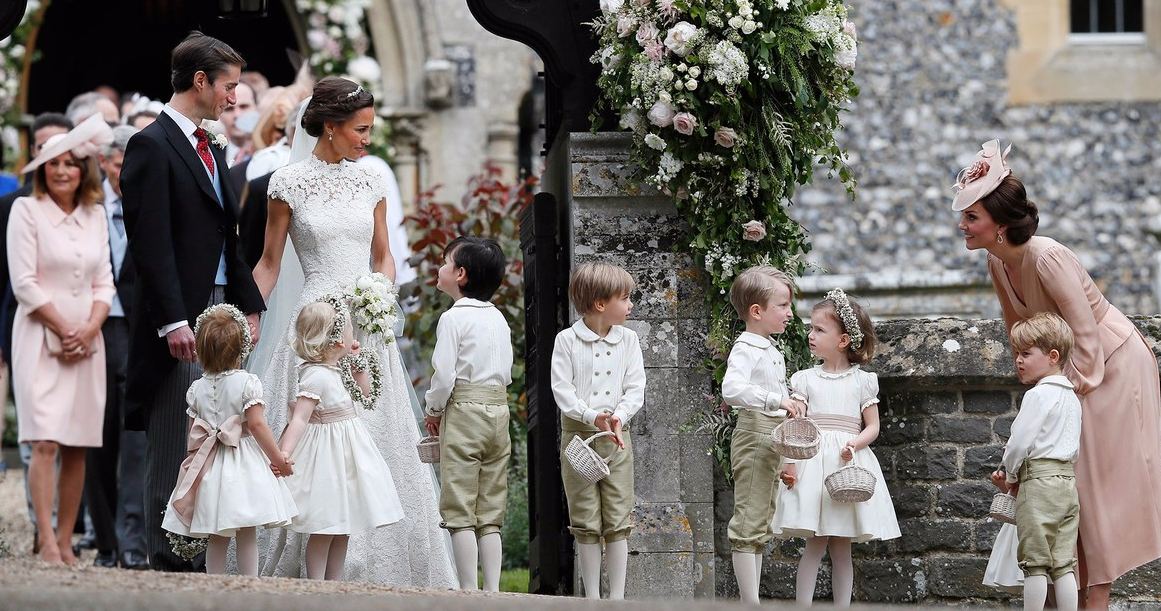Pippa Middleton's Wedding Has Us Falling In Love With the