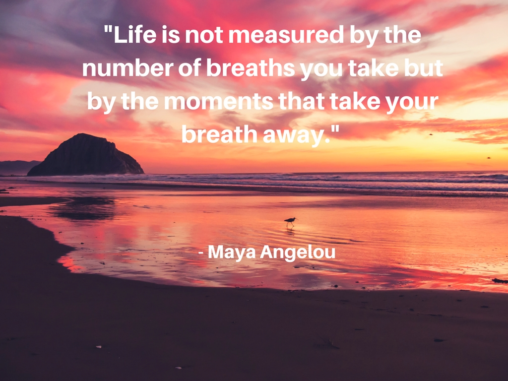 Life Is Not Measured By The Breaths Quote 12 Inspiring Maya Angelou Quotes That Will Remind You Of The
