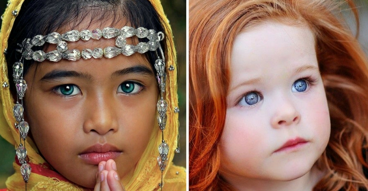 Get Lost In 7 Of The World's Most Beautiful Eyes