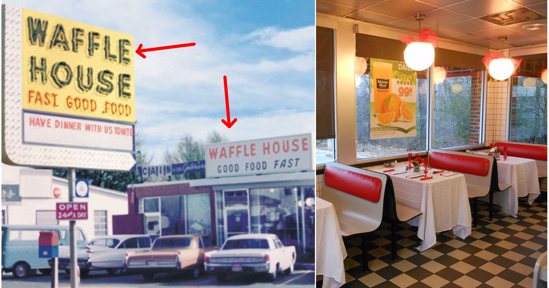 9 Tasty Facts About Waffle House The Restaurant That Never Closes