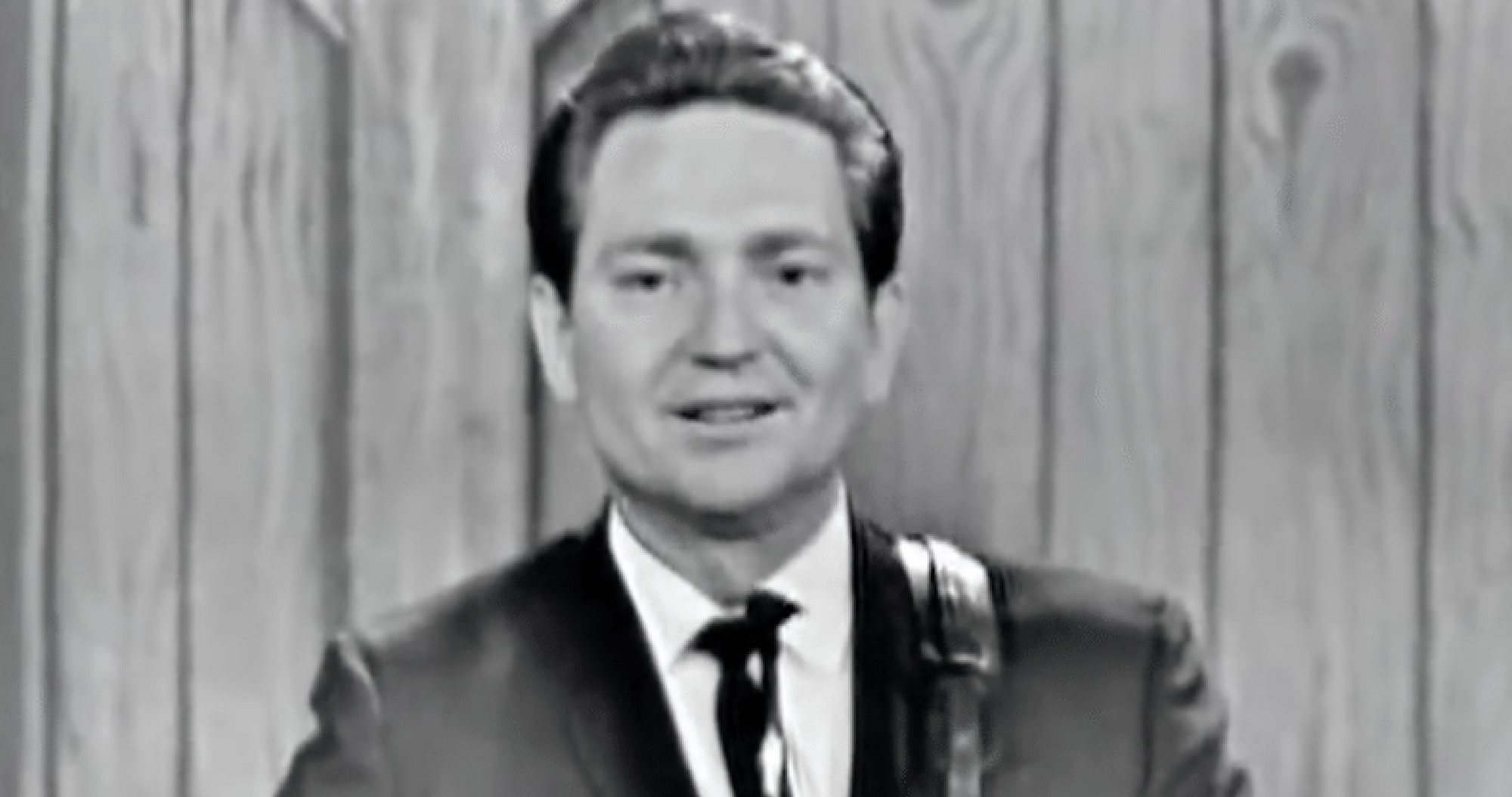 This Rare Video Of Willie Nelson Is A Blast From The Past