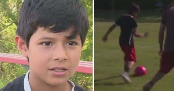 8-Year-Old Girl Disqualified From Soccer Tournament Because