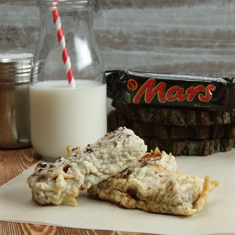 how to make a mars bar