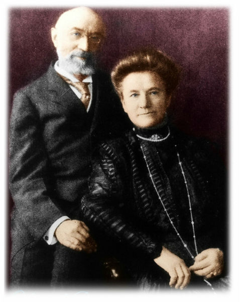The Real Life Jack And Rose Who Refused To Leave The Titanic Without