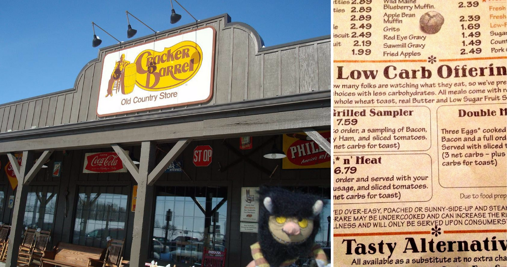 8 Things You Should Never Order From Cracker Barrel