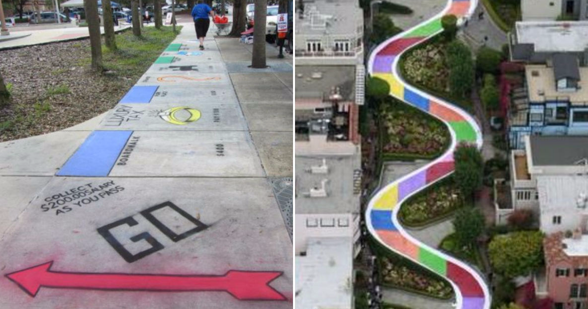 7 Life Size Board Games That Will Bring Out Your Inner Kid