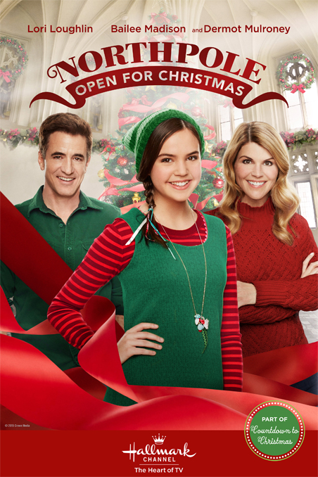 Hallmark Will Start Airing Christmas Movies Next Month