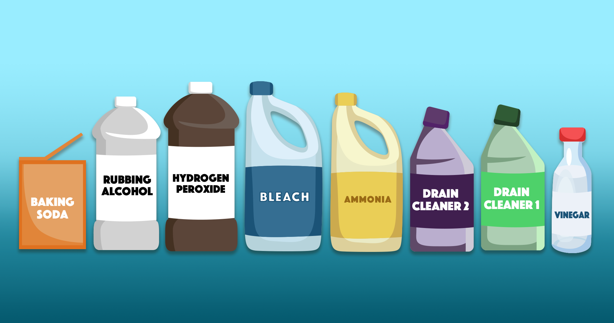 Household Disinfectants Could Be Making >> 6 Common Cleaning Products You Should Never Mix