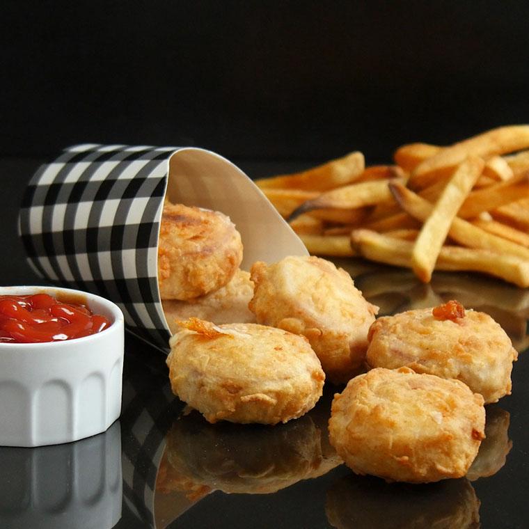 Move Over Chicken Nuggets...Delicious, Cheesy And Crispy