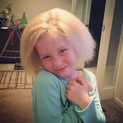 Little Girl's Rare Condition Makes Every Day The Most ...