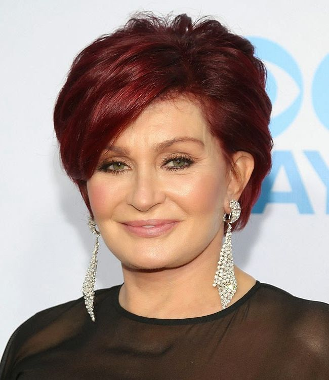 sharon osbourne hair style 20 who won their fight against cancer 7812 | 5822347f6ee4bd093f5e464472f90ec4 sharon osborne hairstyles points