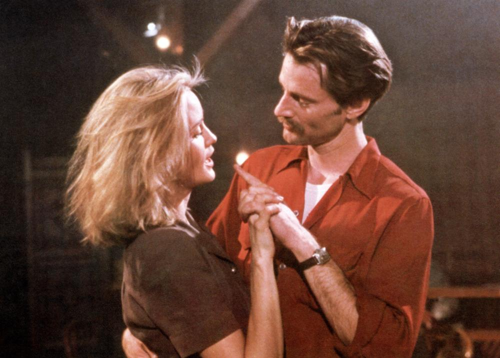 Jessica Lange Opened Up About Relationship With Sam Shepard Right