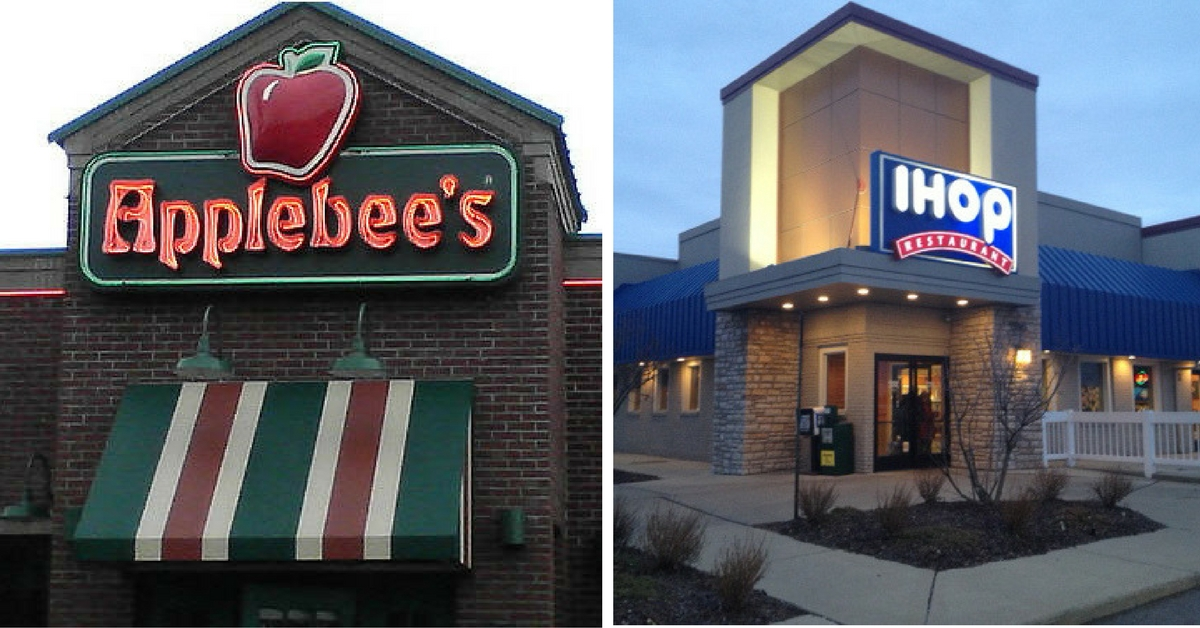 Applebee's And IHOP Will Close Over 100 Locations Nationwide