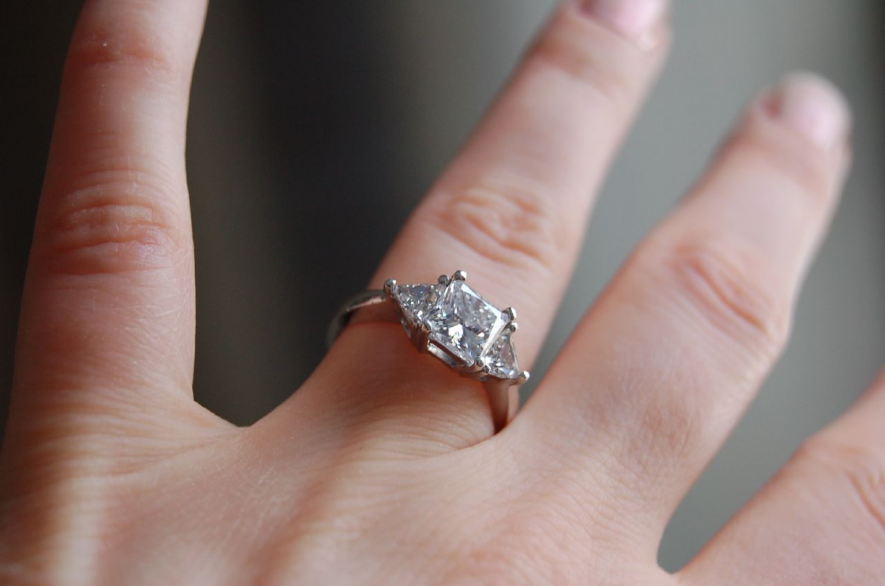 We Didnu0027t Always Wear Our Wedding Rings On The Left Hand, Hereu0027s Why: