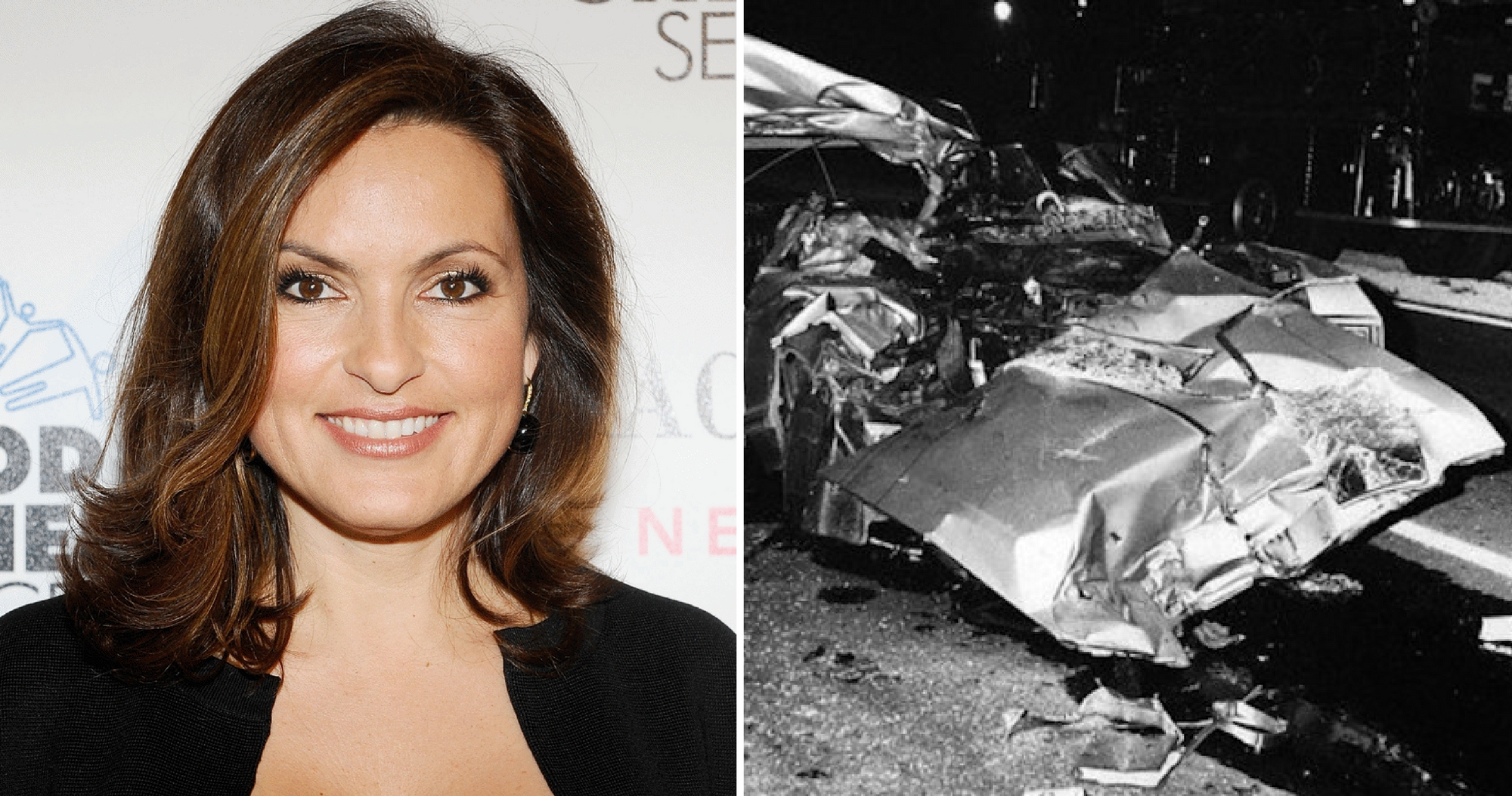Mariska Hargitay Car Crash