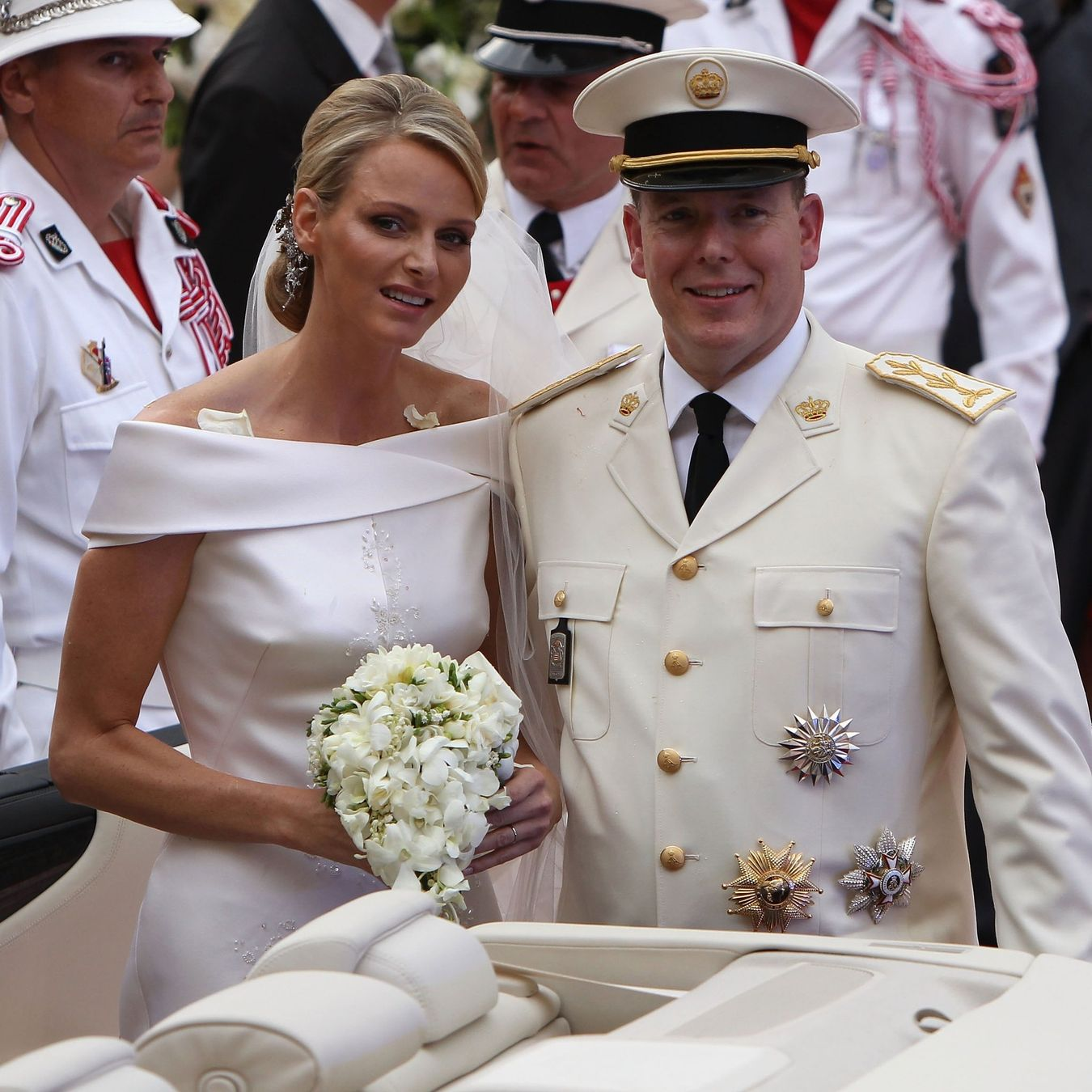 Свадьба королевы Виктории и 7